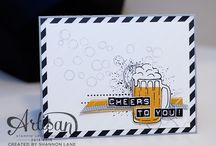 Stampin' Up! - Mixed Drinks