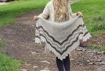 Workshops: Hap shawls