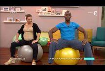 Ballon exercices