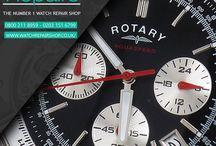 Rotary Watch Repair