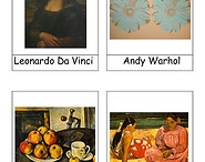 Artist Studies / by AussieHomeschool