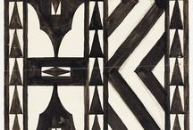 Josef Hoffmann and Wiener Werkstätte patterns