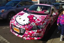 Hello Kitty! / by Eb
