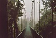 Viagem na América do Sul / Lugar para reunir idéias de locais e passeios a realizar.
