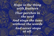 Poems I love