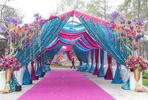 Wedding Gorgeous Draping