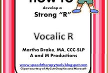 Speech therapy and home school