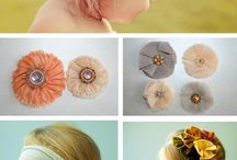 Diy baby headbands