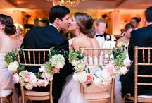 Classic Pink Wedding / Designed and Planned by A. Dominick Events