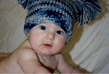 Baby crochet hats patterns / by Fausta Babenskaite