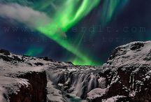 Island Wasserfälle