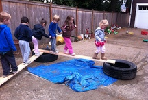 risk-taking in outdoor physical play / 10 activities and experiences you could implement in the service to promote appropriate risk-taking in outdoor physical play for children aged 3–6 years of age