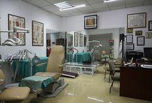 Nuestras instalaciones / Recorrido fotográfico por las instalaciones de la Clínica del Pie Jesús Rescatado.