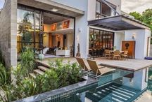 Houses and home decor