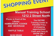 Cranbrook Mega  Trade Fair Shopping Event