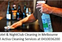 Hotel & Nightclub Cleaning Melbourne / High quality and affordable hotel and night club cleaning Melbourne. Activa Cleaning have highly trained hotel and night club cleaners in Melbourne. Call Us!