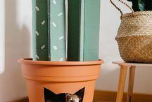 Cuchas/Casas para mascotas