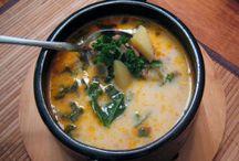 Soups - Done & DELISH!