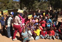 Toys for Africa / Taking toys to underprivileged children across South Africa