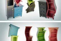 Furniture / Furniture that I want  / by Sera Sprague