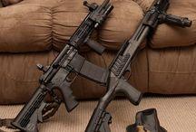 Guns, ammo, knives and pure awesomeness