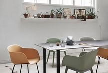 Abitare Ⓐ MUUTO / Scandinavian design brand Muuto. Beautiful furniture with a taste of Nordic design.