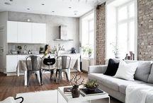 Scandinavian bedroom minimalist
