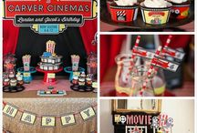Birthday party hosting / by ScrapnMommy