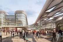 Stations, Terminals, Hubs