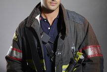 Hot Aussie Knights series / Inspirations for Tule firefighter series