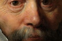 oczy w malarstwie