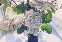 Bouquet and Centre Pieces