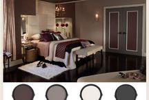 Master bedroom ideas / by Laura McDonald