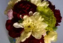 Kwiaty - kompozycje / moje kompozy oraz inspiracjecje