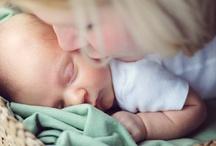 Newborn Picture Ideas / by Amanda Gilinsky