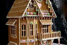 Amazing ginger bread houses