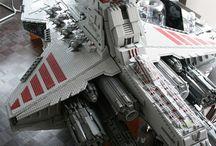 lego space ships