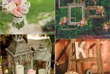 Wedding Take 1 / Vintage, rustic