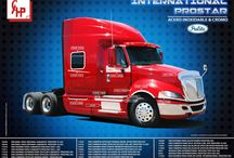 International Prostar Accesorios