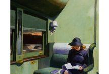 Edward Hopper / by Francesca Lagomarsino