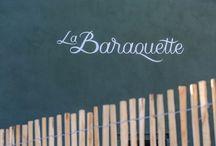 La Baraquette - Restaurant / #cuisinedamis