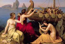 odyssey mythology