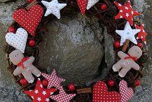 hačkovanie / vianoce