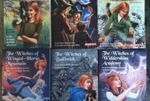 YA and Juvenile Magical/Fantasy Series / Great magical fantasy picks for children and teenagers!