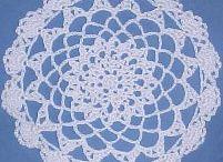 Doily / Todo crochet doily