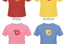 T-Shirts  / Tunie T-shirts for children