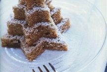 Christmas food / Cookies, pandoro, panettone and other typical specialities
