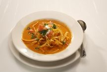 Restaurant Recipes / These are AUTHENTIC restaurant recipes - or they are recipes created by restaurant chefs.