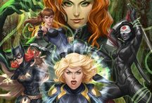 Birds of prey / comics