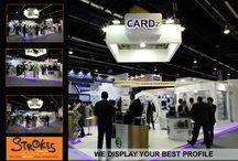 Gitex 2013 Dubai world Trade centre / award winning stands at DWTC